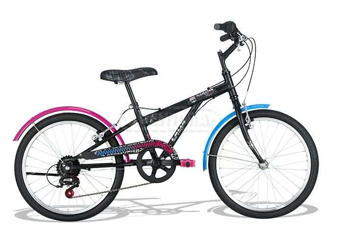 BICICLETA CALOI MONSTER HIGH - ARO 20  - Foto: 1