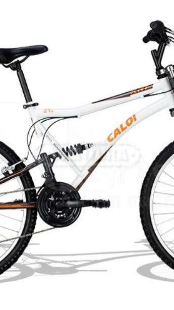 BICICLETA CALOI XRT FULL SUSPENSION - ARO 26